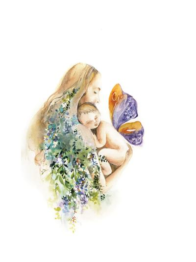 Mother Nature's Love-Sophia Rodionov-Art Print