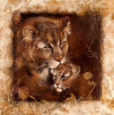 Mother's Love-Su Yue Lee-Art Print