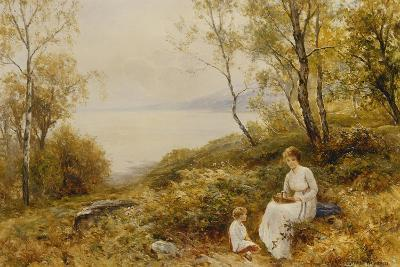 Motherly Love-Ernest Walbourn-Giclee Print