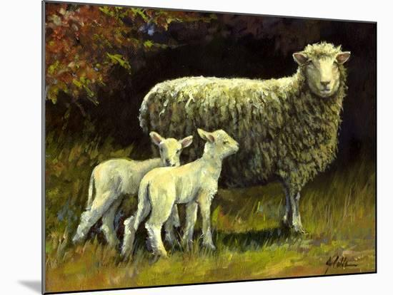 Mothers Day-Jerry Cable-Mounted Giclee Print