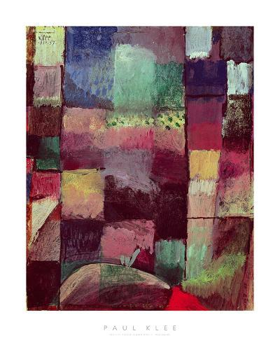 Motif from Hammamet, 1914 (No 57)-Paul Klee-Giclee Print