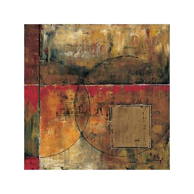 Motion II-Mike Klung-Giclee Print