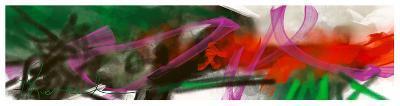 ?motion-Doris Savard-Art Print