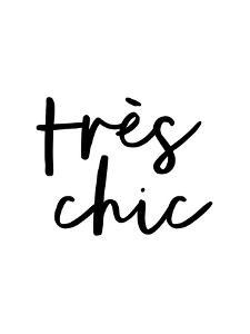 Tres Chic by Motivated Type