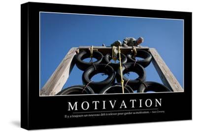 Motivation: Citation Et Affiche D'Inspiration Et Motivation