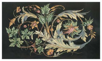 Motivos Renacimiento I-C. Liege-Art Print