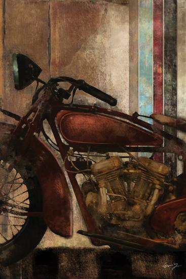 Moto Details II-Eric Yang-Art Print