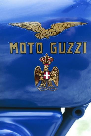 Moto Guzzi, 1942--Giclee Print