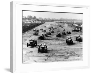 Motor Race, Brooklands, Surrey, 1920S