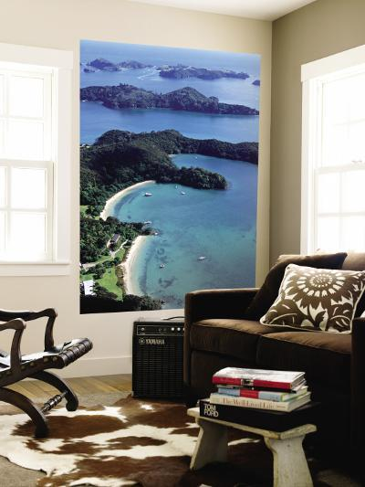 Moturua Island, Bay of Islands, Northland, New Zealand-Doug Pearson-Wall Mural