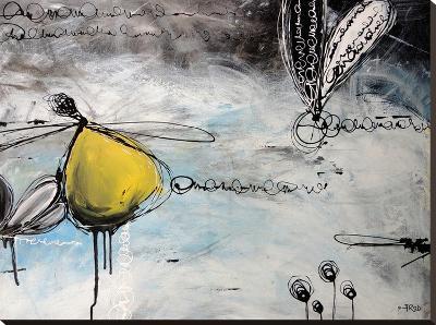 Motus 22-Annie Rodrigue-Stretched Canvas Print