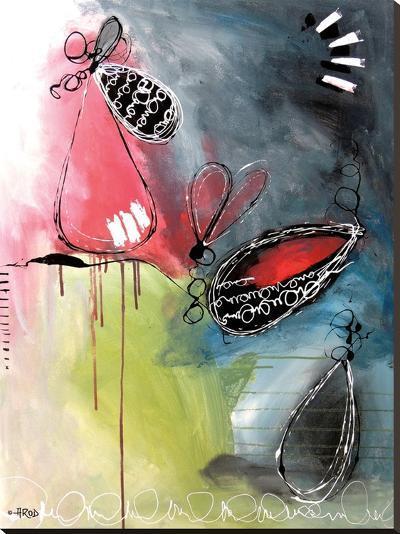 Motus 5-Annie Rodrigue-Stretched Canvas Print