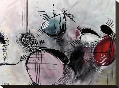 Motus Eph Mitre-Annie Rodrigue-Stretched Canvas Print
