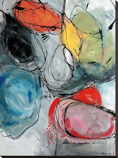 Motus Et Gomme Balloune-Annie Rodrigue-Stretched Canvas Print