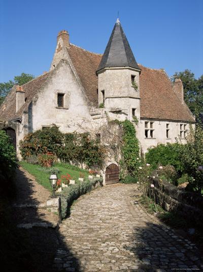 Moulin De Touvois, Rochecorbon, Loire Valley, Centre, France-Sheila Terry-Photographic Print