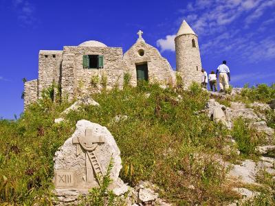 Mount Alvernia Monastery, Cat Island, the Bahamas, West Indies, Central America-Michael DeFreitas-Photographic Print