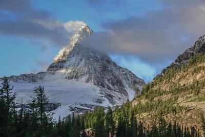 Mount Assiniboine Seen from Sunburst Lake-Howie Garber-Photographic Print