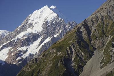 Mount Cook and Southern Alps--Photographic Print
