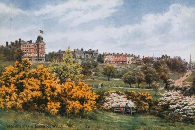 Mount Ephraim, Tunbridge Wells-Alfred Robert Quinton-Giclee Print