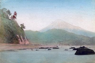Mount Fuji, Japan--Giclee Print
