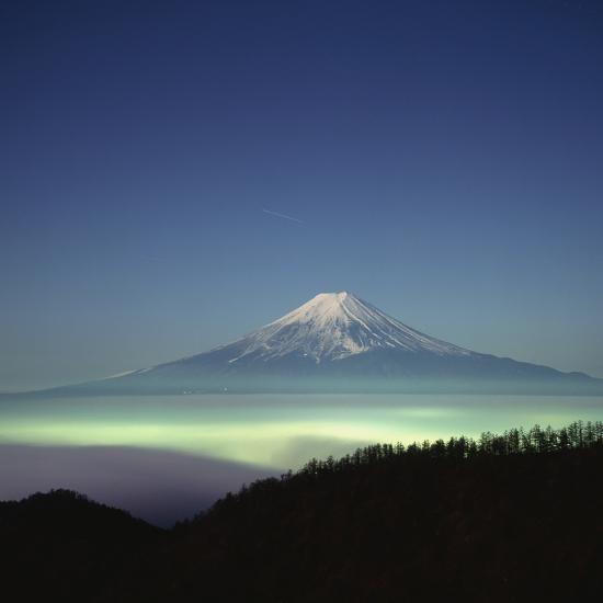 Mount Fuji-Yossan-Premium Photographic Print