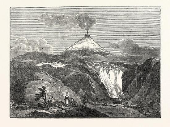 Mount Hecla--Giclee Print