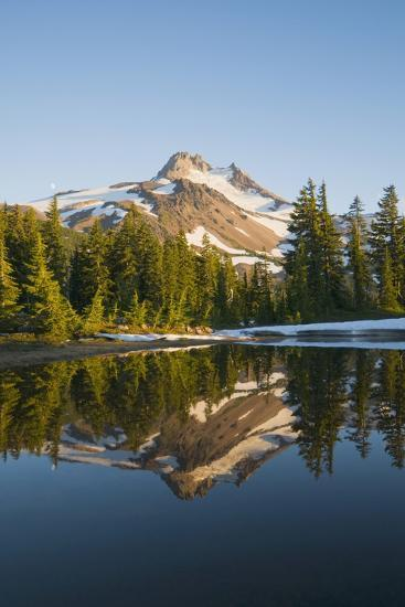 Mount Jefferson, Oregon, USA-Design Pics Inc-Photographic Print