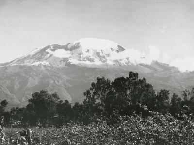 Mount Kilimanjaro, Tanzania, 1920-English Photographer-Photographic Print