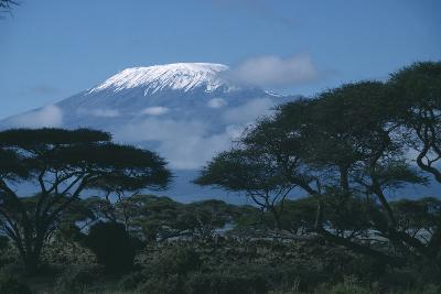 Mount Kilimanjaro-DLILLC-Photographic Print