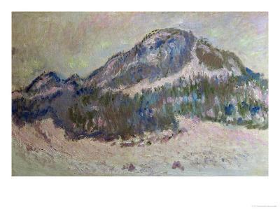 Mount Kolsaas in Norway, 1895-Claude Monet-Giclee Print
