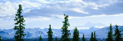 Mount Mckinley, Alaska--Photographic Print