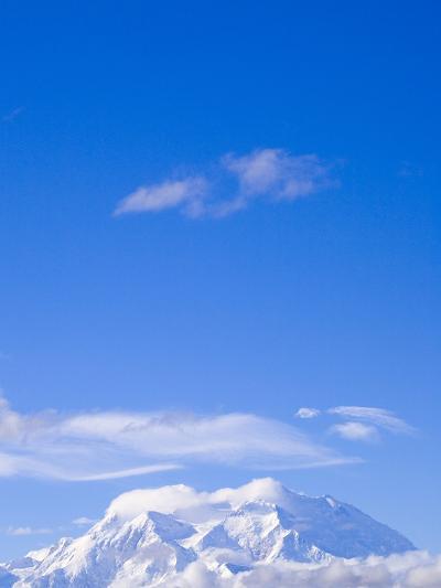 Mount McKinley-John Eastcott & Yva Momatiuk-Photographic Print