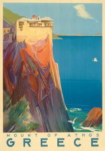 Mount of Athos - Greece - The Holy Mountain