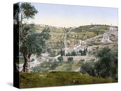 Mount Of Olives, C1900