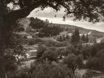 Mount Of Olives--Photographic Print