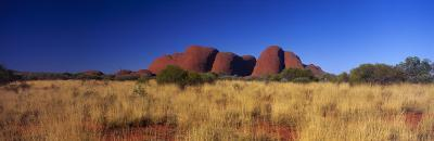 Mount Olga, Uluru-Kata Tjuta National Park, Australia--Photographic Print