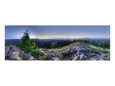 Mount Pisgah Eugene Oregon USA--Art Print