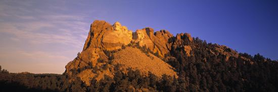 Mount Rushmore, South Dakota, USA-Walter Bibikow-Photographic Print