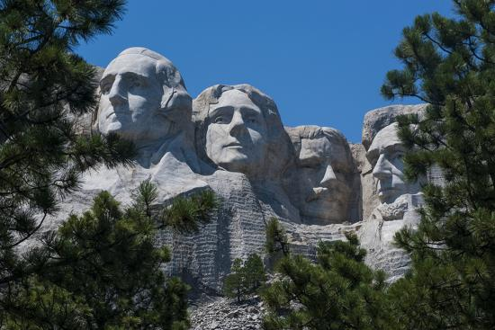 Mount Rushmore, South Dakota, Usa-Michael Runkel-Photographic Print