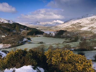 Mount Snowdon, Snowdonia National Park, Gwynedd, Wales, UK, Europe-Gavin Hellier-Photographic Print