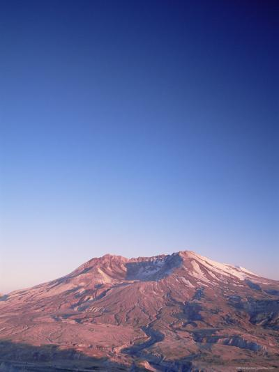 Mount St. Helens, Mount St. Helens National Volcanic Monument, Washington State-Colin Brynn-Photographic Print