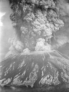Mount St. Helens Sends a Plume of Ash, Smoke and Debris Skyward