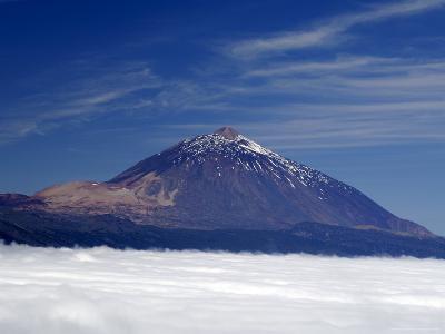 Mount Teide (Pico De Teide), Tenerife, Canary Islands, Spain-Sergio Pitamitz-Photographic Print