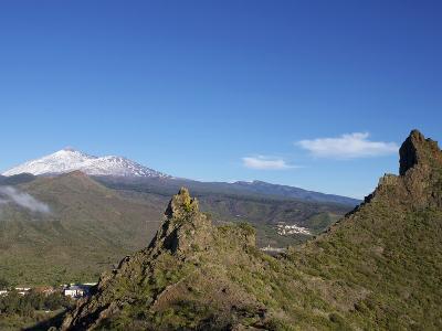 Mount Teide, Tenerife, Canary Islands, Spain, Europe-Jeremy Lightfoot-Photographic Print