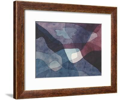 Mountain And Synthetic Air Giclee Print Paul Klee Art Com