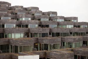 Mountain Dwelling, Ørestad, Copenhagen