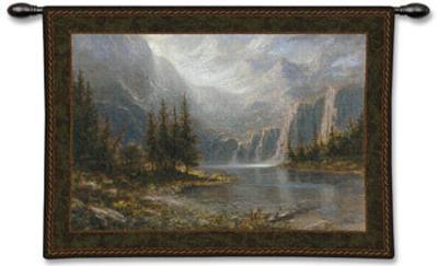 Mountain Heights-Jon McNaughton-Wall Tapestry