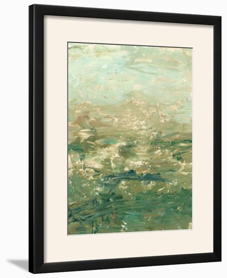 Mountain Horizon-Ethan Harper-Framed Photographic Print