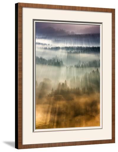 Mountain Hut-Marcin Sobas-Framed Photographic Print