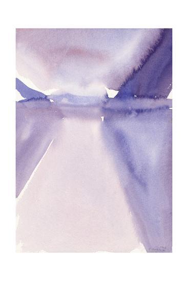 Mountain Lake, 1993-Claudia Hutchins-Puechavy-Giclee Print